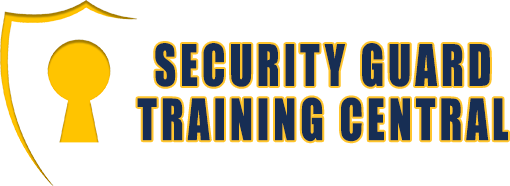 Security Guard Training Central Mobile Logo